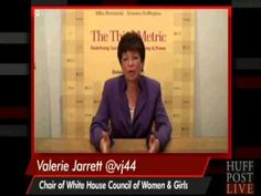 """Valerie Jarrett (Obama's puppet master and the """"man"""" behind the curtain) says Eric Holder isn't going anywhere. You know, they want to totally dismantle the Bill of Rights before they can get rid of him."""