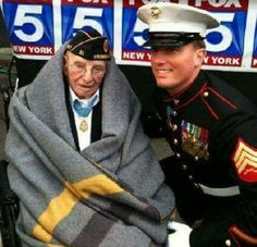 The Oldest and Youngest medal of honor recipients.
