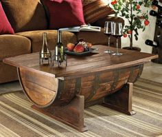 recycling wood for room furniture