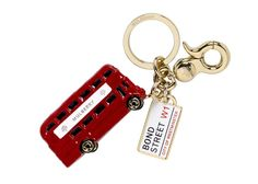 Mulberry key ring