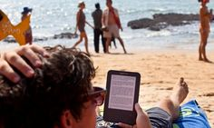 'You only have to look at people on a beach this summer to see how influential fiction remains.'
