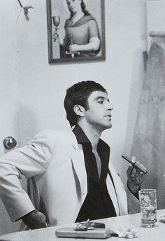 Al Pacino #Scarface #1983