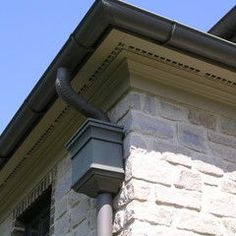 1000 Images About Gutters On Pinterest Copper Gutters
