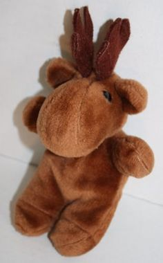 The thing I wanted most of all when I was little for Christmas was a reindeer stuffed animal.  It was the first gift I saw peeking out of my stocking come Christmas morning. :)