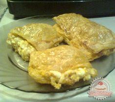Gyorsan finomat: Szalámis, sajtos, tojásos batyuk