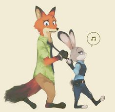 Archive of Zootopia