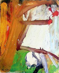 Willem de Kooning - landscape study | Flickr - Photo Sharing!