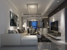 Home Decor Tips And Techniques For Contemporary Interior Design Contemporary Interior Design, Bedroom Design, Small Living Room Decor, Luxury Living Room, Living Room Diy, Contemporary Living Room, Contemporary Living Room Design, Interior Design, House Interior
