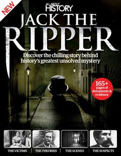 All About History Jack The Ripper (Digital) Magazine