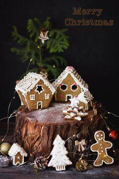 Gingerbread Village - Gingerbread Cookies