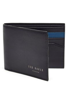 Ted Baker London Leather Wallet available at #Nordstrom