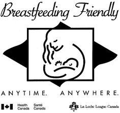 "I am so thankful that Canada is ""Breastfeeding Friendly.""  It sure makes breastfeeding anytime, anywhere so easy!   #BIBOxfordCounty"