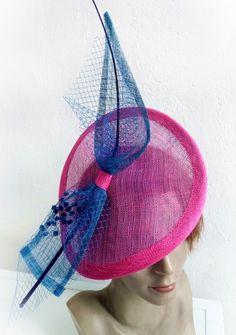 fascinator by IZABELA SUTARZEWICZ #millinery #hats #HatAcademy