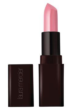 The perfect one swipe lipstick | Laura Mercier crème smooth lip color.