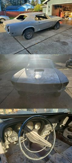 very solid 1969 Ford Mustang project Project Cars For Sale, Rear Window, Ford Mustang, Projects, Ford Mustangs, Blue Prints, Tile Projects