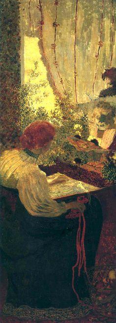Édouard Vuillard (by BoFransson)