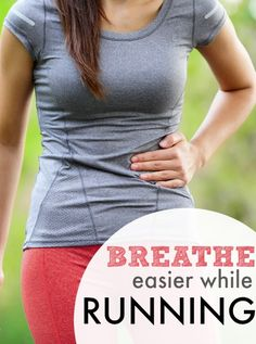 Tips to Breathe Easier While Running - from allergies to running faster what you need to know