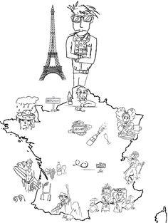 La France des cliches