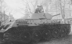 File:ROA T-34 tank, unknown location (possible Prague).jpg