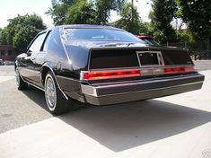 1983 Chrysler Imperial, the last one built