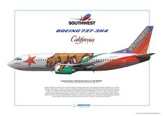 california one southwest airlines Airbus, Airline Logo, Southwest Airlines, Air Lines, Aviation Art, Planes, Jet, Aircraft, Traveling