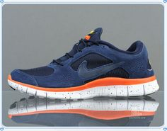 Nike 'Free Run 3' Running Shoe (Women)     #frees40 com - I WANT. and they are pink & green :)