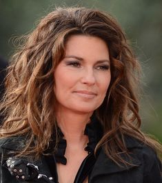 "( 2016 ) - ♪♫♪♪ SHANIA TWAIN (Eilleen Regina Edwards) Saturday, August 28, 1965 - 5' 4"" - Windsor, Ontario, Canada."