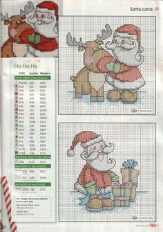 Gallery.ru / Фото #1 - Cute Cross Stitch №3 Christmas 2013 - WhiteAngel