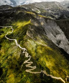 """Point of view"" by Roland Shainidze    Gorgeous mountains of Svaneti, Republic of Georgia. Taken from the tiny airplane."