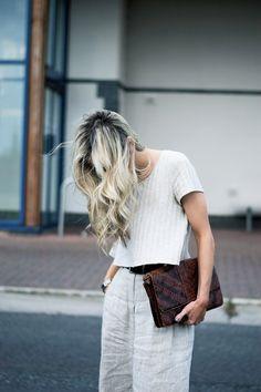 Reformation. Sustainable Fashion: #reformation #minimal #beige