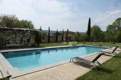 La nostra piscina esterna