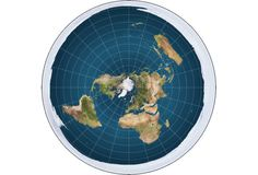 Why Earth is Not Flat, explained  , - ,   An introductory ...
