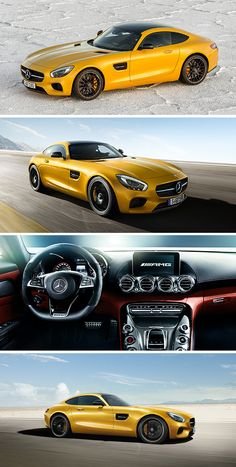 The new Mercedes-AMG GT is handcrafted by racers, and the driving performance is meant for sports car enthusiasts. It delivers on all accounts: driving dynamics; comfort on long journeys; racetrack performance; and everyday practicality.