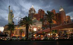Las Vegas city attraction