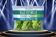 On ne raconte pas des salades en vantant sa beauté… #MissFrance