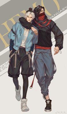 Cool Anime Guys, Handsome Anime Guys, Cute Anime Boy, Fantasy Character Design, Character Design Inspiration, Character Art, Manga Art, Anime Art, Boy Art