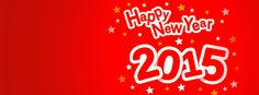 Happy New Year 2015 Facebook Cover Pictures