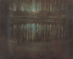 ThePondMoonlight - Edward Steichen - Wikipedia, the free encyclopedia