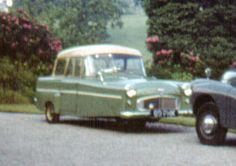 1961-06 Bond Minicar 89 PHK, Ambleside, Lake District, England