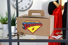 Coffret Super Papa par The PopCase