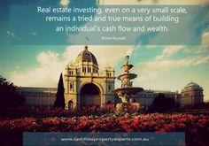 Robert Kiyosaki Quote Robert T Kiyosaki, Robert Kiyosaki Quotes, Making Money Quotes, Rich Dad, I Feel Good, Real Estate Investing, Make Sense, Great Quotes, Feel Better