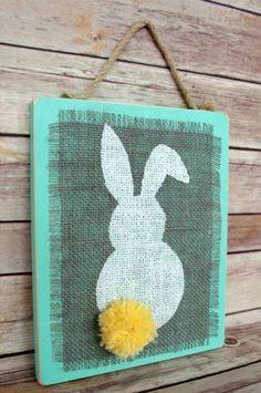 Manualidad para pascua #SemanaSanta #Pascua #bricolaje #DIY #Handmade #Easter