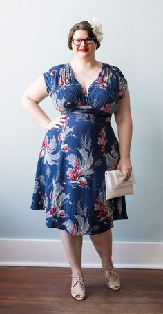 c4903d3a82c 18 Vintage-Inspired Fashion Brands   Shops for Plus-Size Fans of Retro Looks