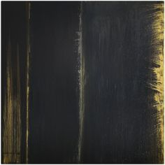 """Pat Steir """"Quantum"""" 2013 Oil on canvas 132 x 132 inches 335.3 x 335.3 centimeters"""