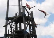 From rock concerts to death defying divers, there is a fun family activity for everyone at Canada's Wonderland! Come enjoy live entertainment today! Rock Concert, High Energy, Family Activities, Platform, Canada, Entertainment, Sky, Urban, Live