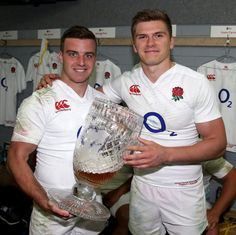 9780adcc4f2 Ford and Farrell - Owen Farrell praises Jonny Wilkinson's kicking tuition  after star turn in England's