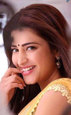 Hottest Pic, Hottest Photos, Shruti Hassan Saree, Shruti Hassan Wallpapers, Shurti Hassan, Indian Beauty Saree, South Indian Actress, Cute Woman, Indian Actresses