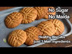 Whole Wheat Cookies-Atta Biscuits-No Sugar-No Maida-Instant Wheat Biscuits- Lockdown Recipes at Home Paniyaram Recipes, Puri Recipes, Pani Puri Recipe, Chaat Recipe, Green Chutney Recipe, Chutney Recipes, Cookie Recipes, Snack Recipes, Dessert Recipes