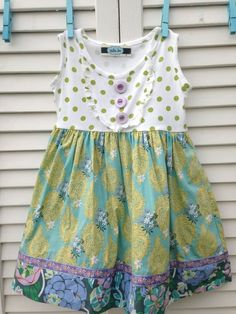 EUC Matilda Jane House Of Clouds Chelsea Dress 2  #MatildaJane