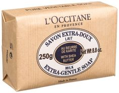 L'Occitane Savon Extra-Doux Lait (Milk Soap « Holiday Adds